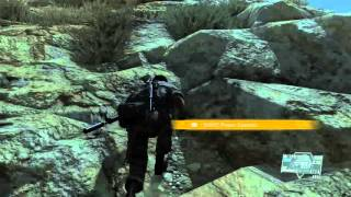 FP - Metal Gear Solid V: The Phantom Pain 13 - Ah...sound of broken glass