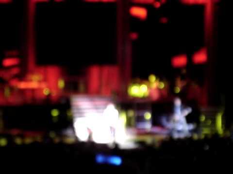 Demi Lovato singing La LaLand and So Far So Great @ DTE Energy Music Theatre