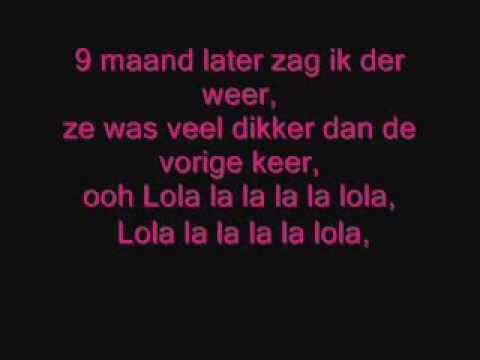 Dj Crew - Lola + lyrics
