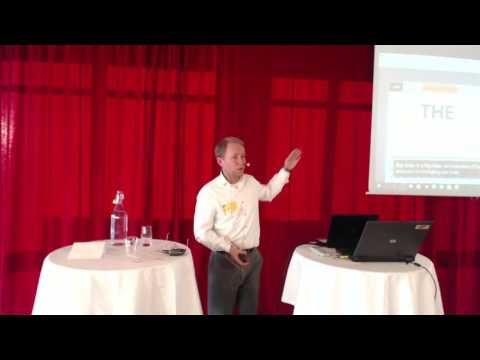 Big Data - Peter Malm - Possibilities for international cooperation