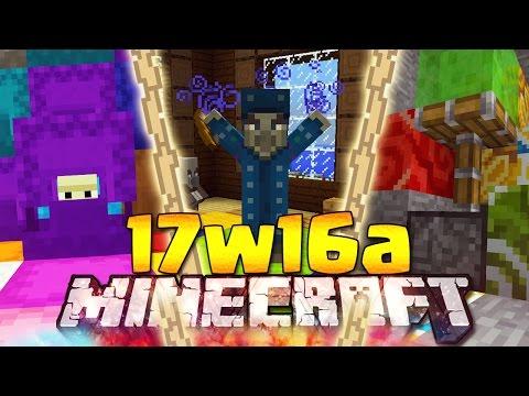 NUOVO MOB ILLUSIONISTA - Minecraft ITA - 17w16a: Illager, Terracotta, Ninja, Indizi