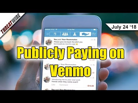 Vulnerable Election Systems, and Venmo is Public by Default