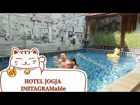 hotel-jogja-ada-kolam-renang,-yang-bagus,-instagramable---omah-njonja-bed-&-brasserie-jogja