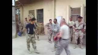 Iraq VS U.S. Boxing Bout 6