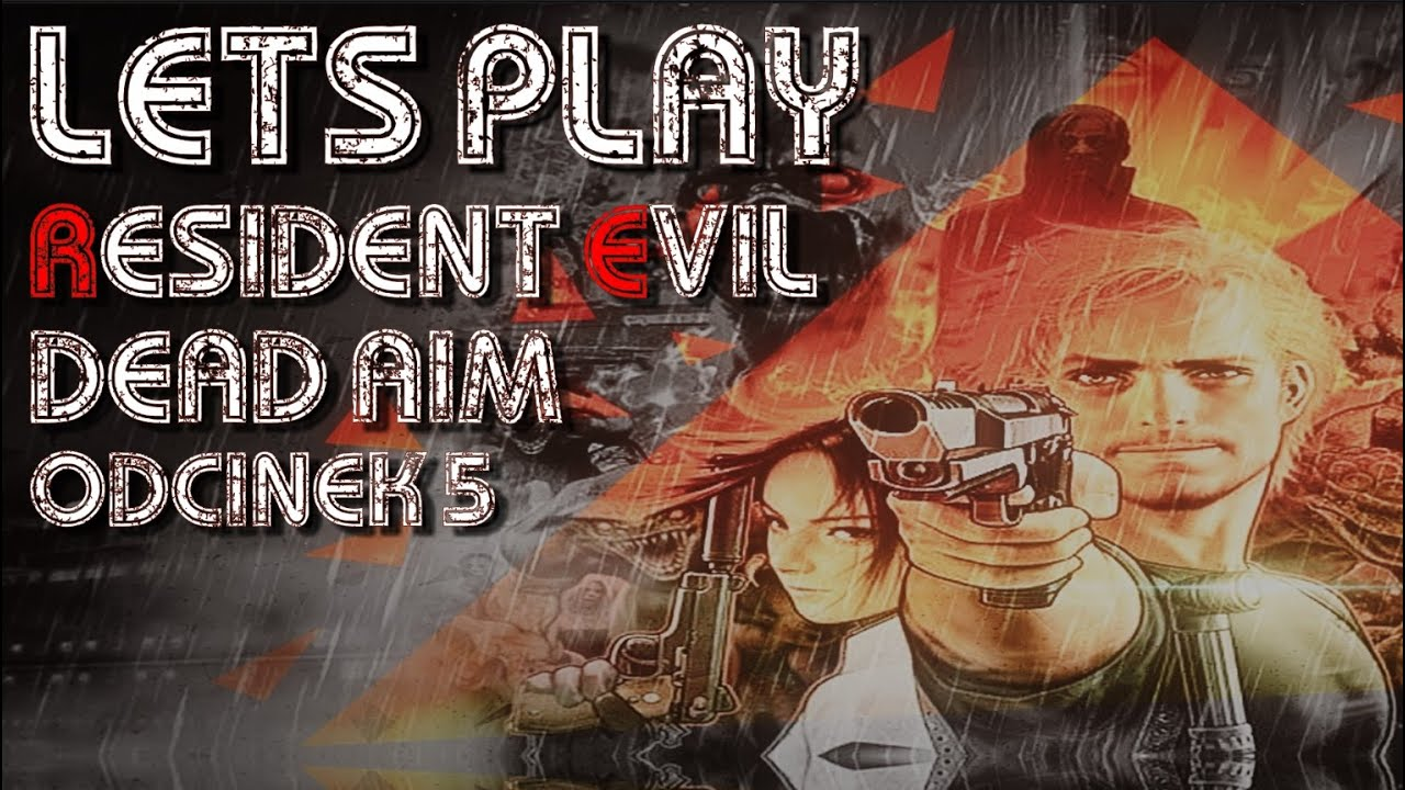 "🕹️RESIDENT EVIL DEAD AIM PL HD ODC.5 ""MORPHEUS"""
