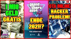 🙌Alle Neuen Inhalte!🙌 1 MIO GRATIS! GTA VI 2021!? 3X GELD + Mehr! [GTA 5 Online Casino Heist Update]