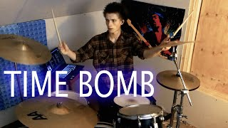 Time Bomb - Rancid - Drum Cover