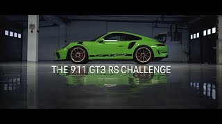 The 911 GT3 RS Challenge – Level 4: The Encounter.