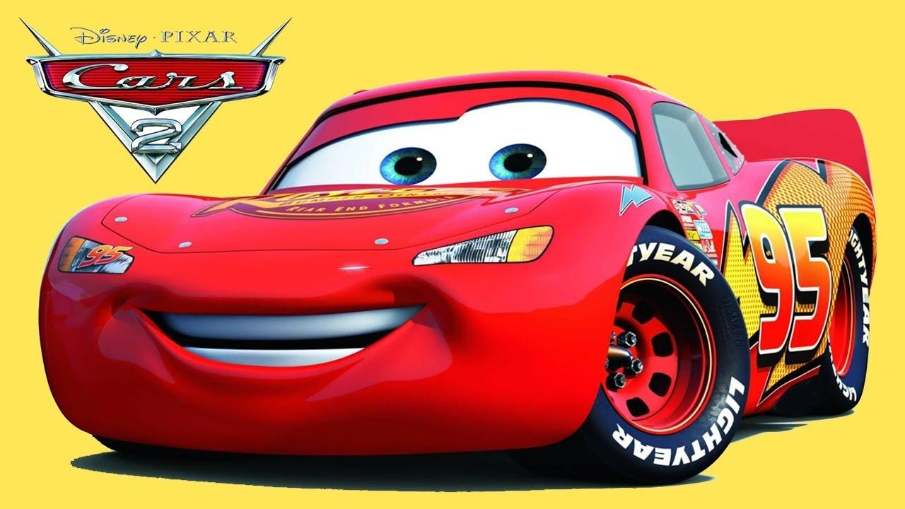 Cartoons Cars Cool Racing Lightning McQueen Cartoon Game For Kids - Cool car cartoon