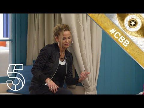 Sarah Harding talks about Cheryl | Day 3