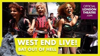 Walking to West End LIVE 2018: Bat Out Of Hell