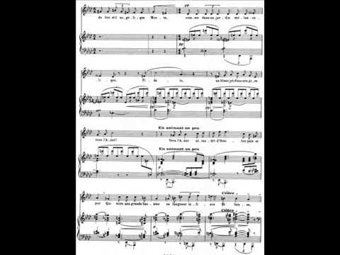 Claude Debussy, 'Soupir' (from '3 Poemes de Stephane Mallarmè')