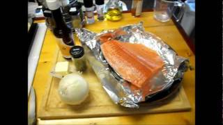 Salmon Tacos Made Easy