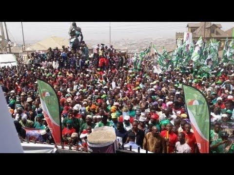 Senator Mohammed Abba-Aji dumps APC for PDP