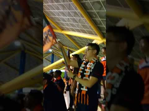 The best supported fan base in Singapore football