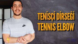 Tenisçi Dirseği Egzersizleri | Tennis Elbow Lateral Epicondylitis