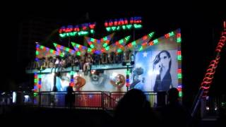 Amusement Park in Ostrava Hainan in China (Crazy Wave)