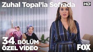 Zuhal Topal Zübeyde'ye kaç puan verdi? Zuhal Topal'la Sofrada 34. Bölüm