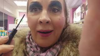 Макияж полноценный В магазине Подружка Красимся по дороге