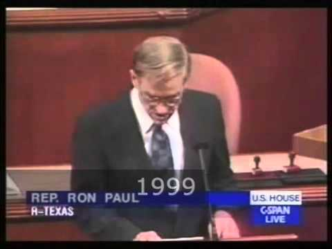 Ron Paul Warned 9/11 Would Happen!