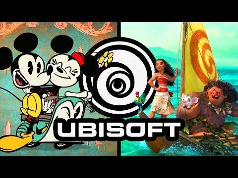 Disney Should Buy Ubisoft (and Make Video Games Again)