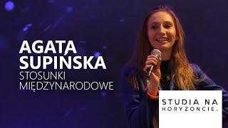 Stosunki Międzynarodowe   Studia na Horyzoncie Kraków