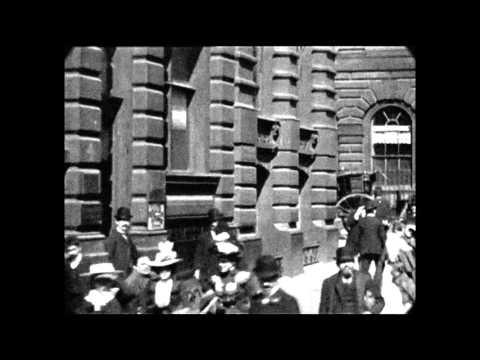 1901 Time Machine - Ride through Liverpool