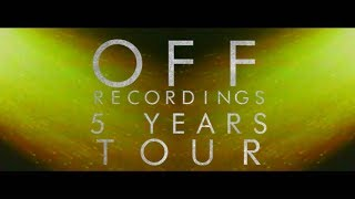 Mixology - OFF Recordings 5 Years Tour with Andre Crom & Mat.Joe (31.01.14 @ Red Room, UK)
