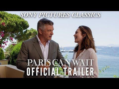 Paris Can Wait | Official HD Trailer (2017)