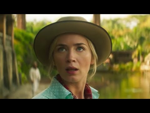"""Popcorn Previews Movie Minute – """"Lily's Escape"""" from JUNGLE CRUISE"""