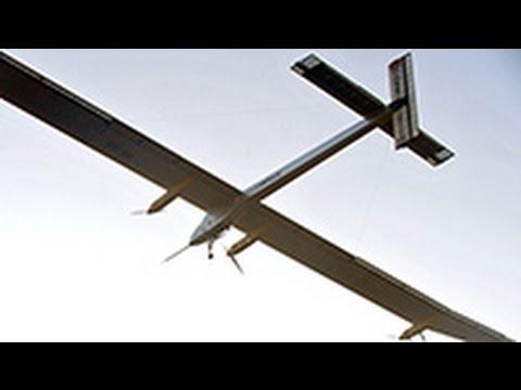 Solar Aircraft To Attempt Globe-Spanning Flight