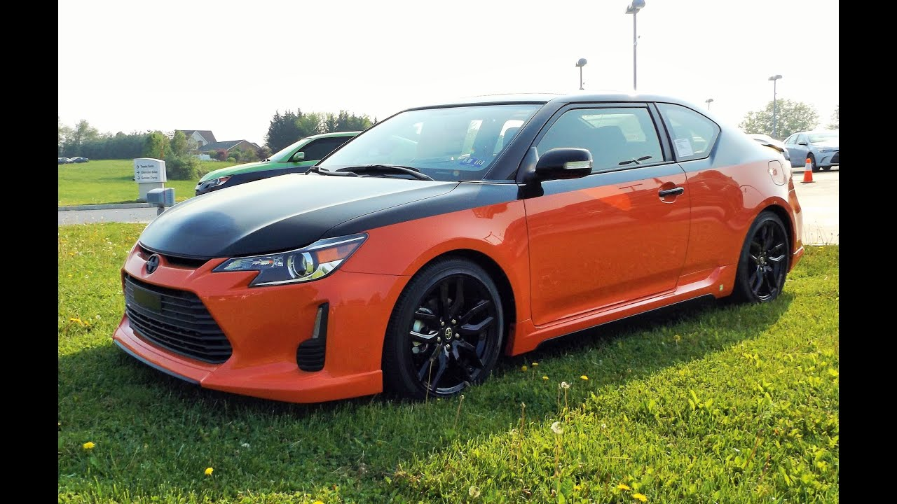 2015 Scion tC Release Series 9.0 Start Up, Exhaust, Full Tour and ...