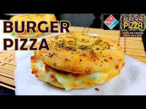 Dominos Burger Pizza Recipe
