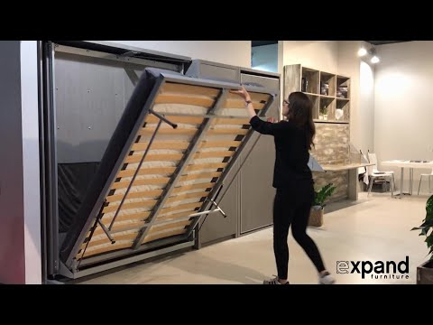 Must-Have Space Saving Ideas - Smart Furniture & Bed