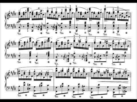 Chopin: Ballade Op.47 No.3 in A-flat Major (Glemser)