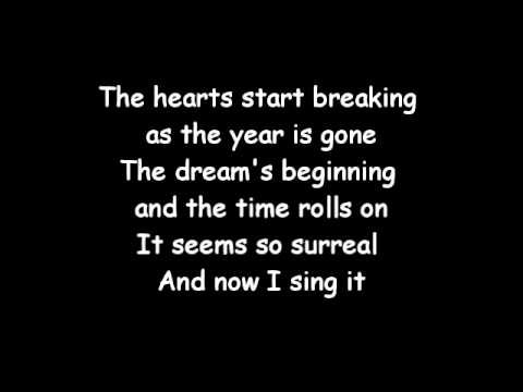 The Last Song - The All-American Rejects - Lyrics