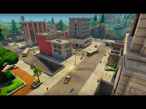 Fortnite Battle Royale Official Incoming Map Update Video