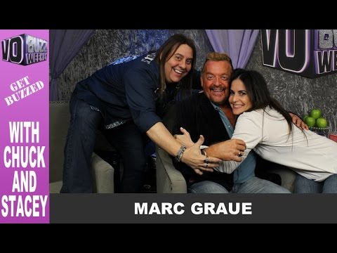 Voice Over Actor in Commercials, Promos, Animation, video Games - Marc Graue PT1 | Nat Geo, Acting