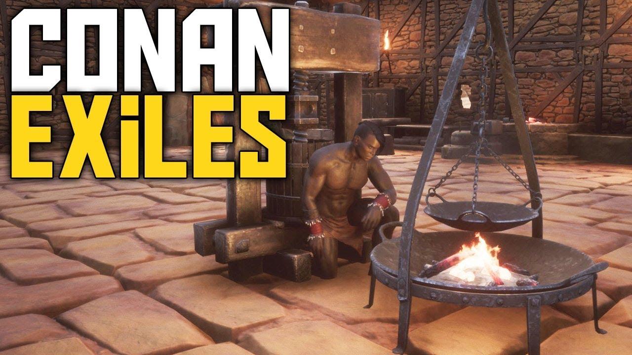 Conan exiles steel fire - UPDATES - FAQ MFCoin & Freeland