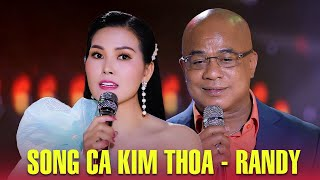 Kim Thoa Randy 2021 - Song Ca Bolero Mới Hay Nhất 2021 Nghe Là Nghiện