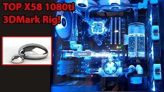 Water Cooled x58 Computer Rebuild w/ Liquid Metal Top 3DMark Xeon