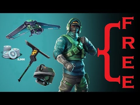 HOW TO GET FORTNITE GEFORCE BUNDLE *FREE* (RARE COUNTERATTACK SET)
