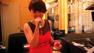 Chanel Pang sings Sway, 给我一个吻, 玫瑰玫瑰我爱你(Feat. Peter Beatbox)