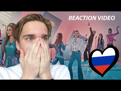 Reaction video Little Big - Uno Russia Eurovision 2020