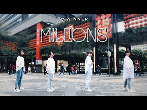 [KPOP IN PUBLIC CHALLENGE] WINNER(위너) - MILLIONS Dance Cover by CAMERA from Taiwan
