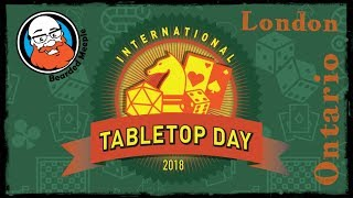 International Tabletop Day : London Ontario