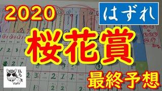 【桜花賞2020】いよいよ牝馬クラシック第一弾!!!とても買い方が難しい・・・【競馬予想】