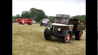 Commercial Vehicles at Northleach Steam & Vintage Show 2013