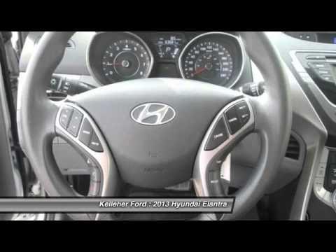 2013 Hyundai Elantra Brandon MB 982111