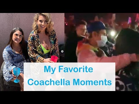 Ryan Seacrest - Sisanie Recaps Her Fave Moments From Coachella 2019 Weekend 1